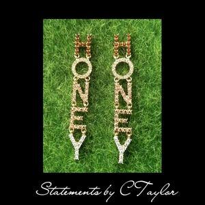 Make a Statement Earrings